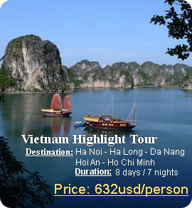 Vietnam Highlight Tour