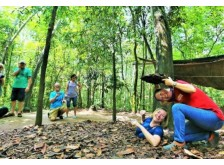 Ho Chi Minh city and Cu Chi Tunnel Tour