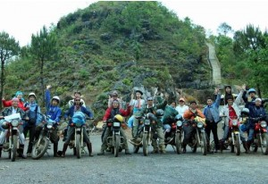 East to West North Vietnam Motor Bike Tour