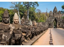 Phnom Penh and Siem Reap Impression Tour