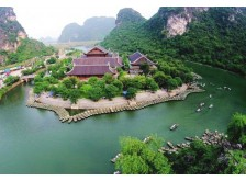 Northern Vietnam Tour : Discover Ha Long Bay, Ha Noi and Ninh Binh cities